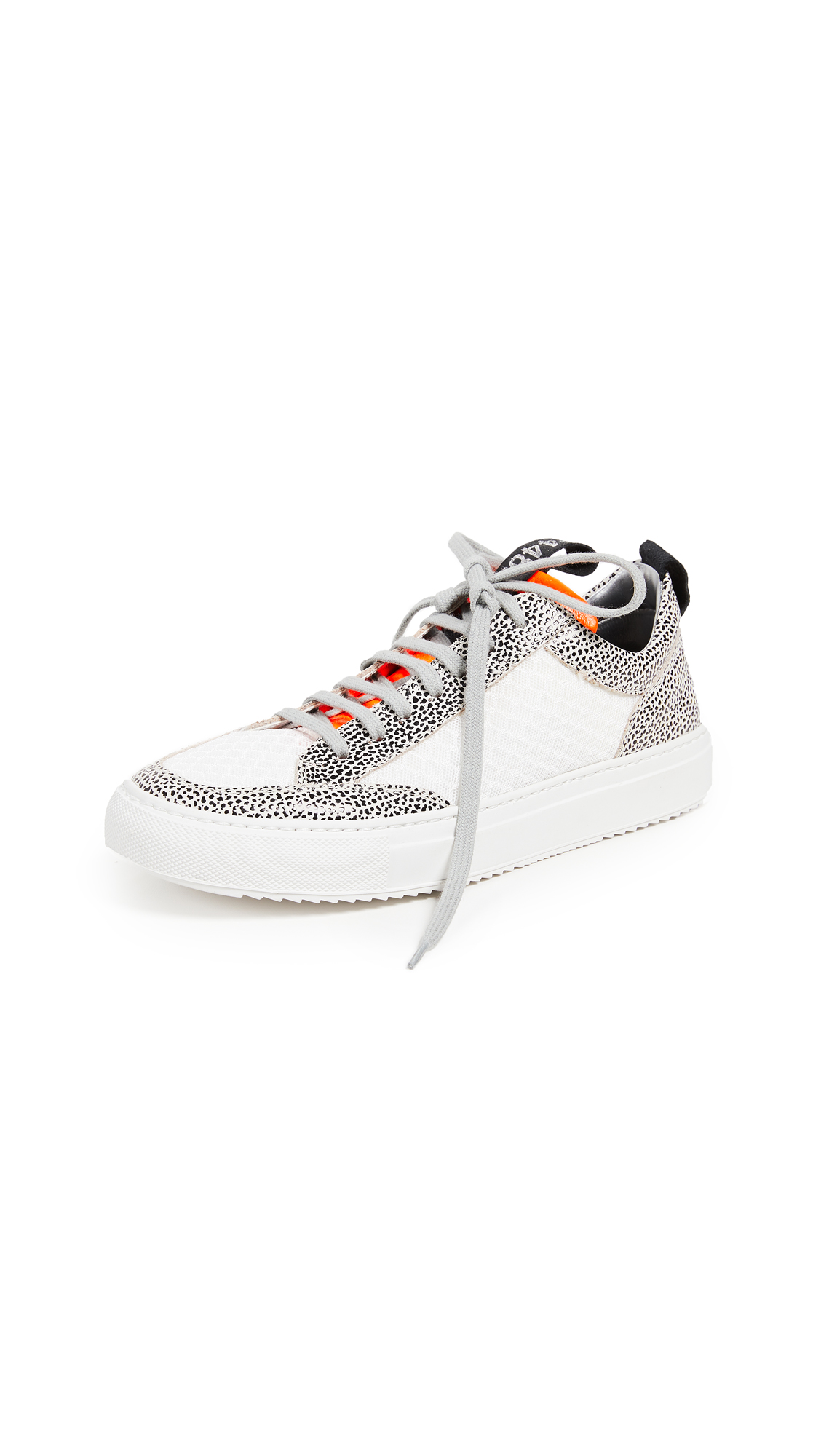 P448 Soho Sneakers - White Tec
