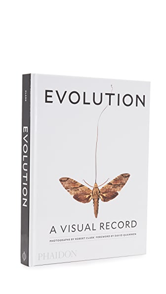 Phaidon Evolution: A Visual Record