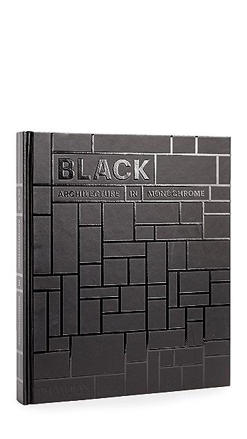 Phaidon Black: Architecture in Monochrome