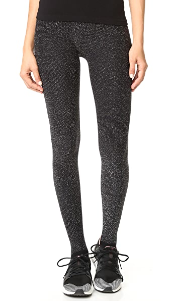 Phat Buddha Jane Stirrup Leggings - Caviar