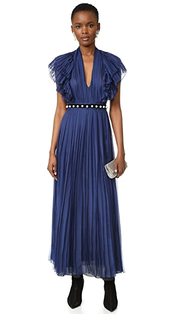 Philosophy di Lorenzo Serafini Flutter Lace Dress