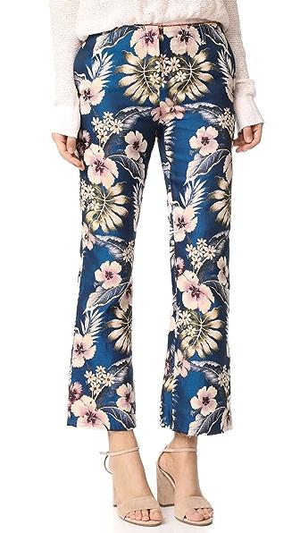 Philosophy di Lorenzo Serafini Floral Pants