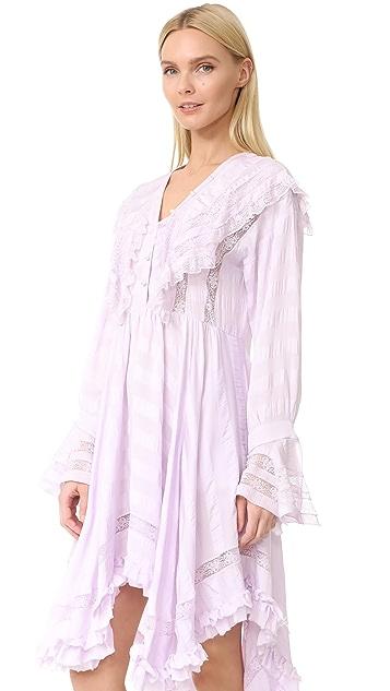 Philosophy di Lorenzo Serafini V Neck Dress