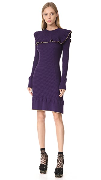 PHILOSOPHY DI LORENZO SERAFINI Ruffle Dress