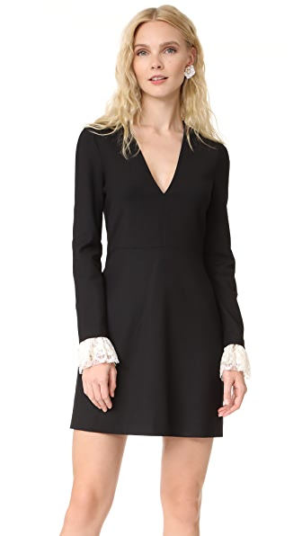 Philosophy di Lorenzo Serafini V Neck Dress