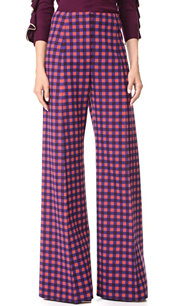 Philosophy di Lorenzo Serafini Wide Leg Trousers