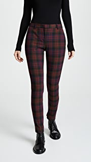 Philosophy di Lorenzo Serafini Plaid Pants