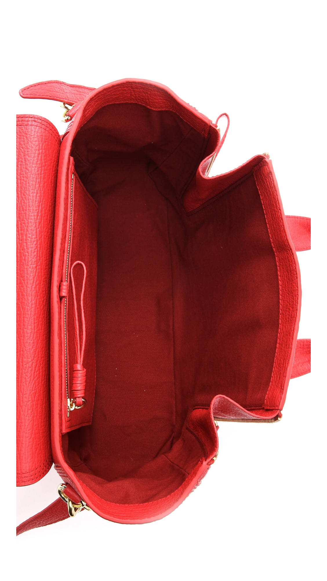 Сумка-портфель среднего размера Pashli 3.1 Phillip Lim  (PHLII2166434021314)