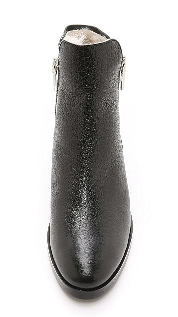 3.1 Phillip Lim Alexa Shearling Boots