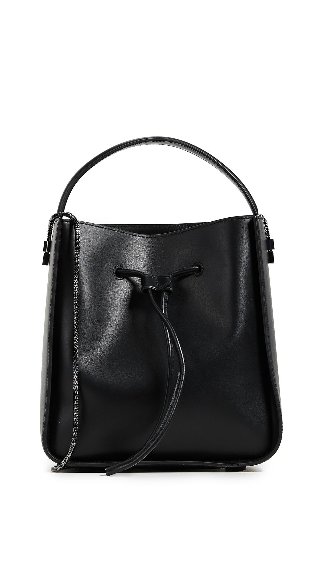 3.1 Phillip Lim Soleil Small Bucket Bag - Black