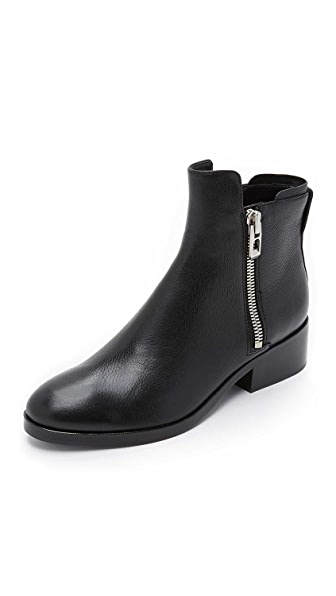 3.1 Phillip Lim Alexa Booties - Black