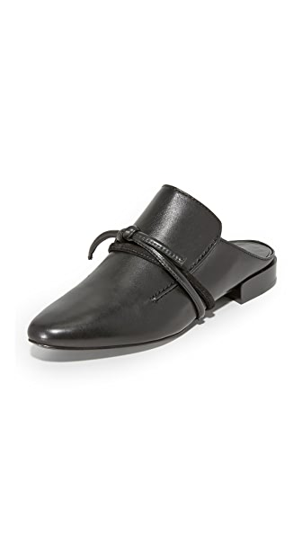 3.1 Phillip Lim Louie Mules - Black