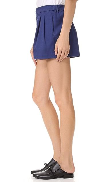 3.1 Phillip Lim Bloomer Shorts