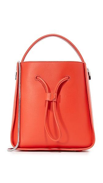 3.1 Phillip Lim Soleil Bucket Bag - Cherry at Shopbop