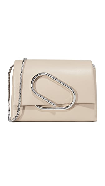 3.1 Phillip Lim Alix Micro Cross Body Bag - Fawn