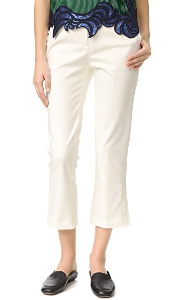 3.1 Phillip Lim Kick Flare Pants at Shopbop
