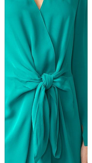 3.1 Phillip Lim Front Knot Dress