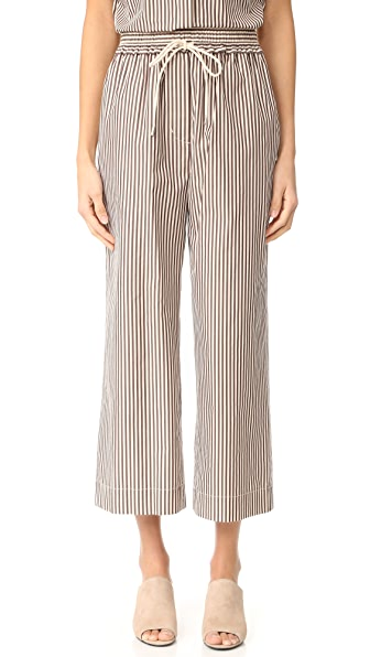 3.1 Phillip Lim Stripe Drawstring Pants