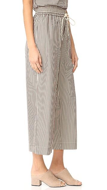 3.1 Phillip Lim Stripe Drawstring Pants