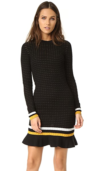 3.1 Phillip Lim Smocked Drop Waist Dress at Shopbop
