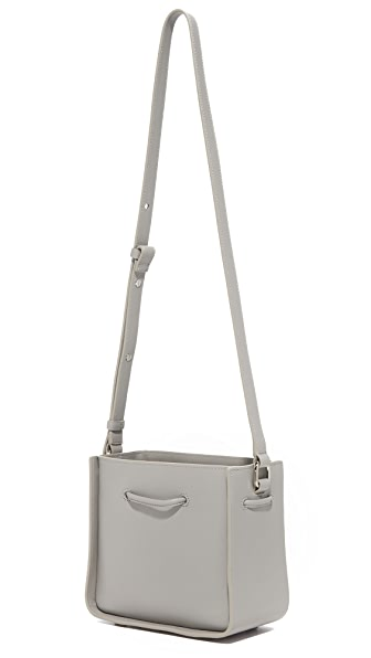 3.1 PHILLIP LIM Soleil Mini Leather Drawstring Bucket Bag