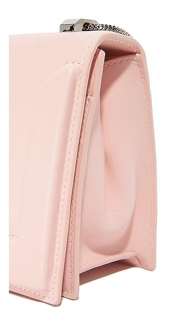 3.1 Phillip Lim Миниатюрная сумка Soleil на ремешке-цепочке через плечо