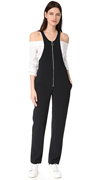 3.1 Phillip Lim Sleeveless Jumpsuit at Shopbop