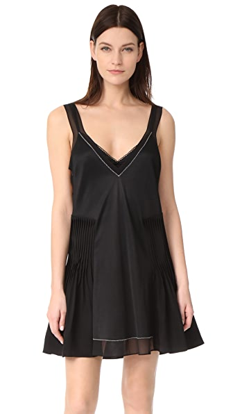 3.1 Phillip Lim Tank Dress with Bra Detail