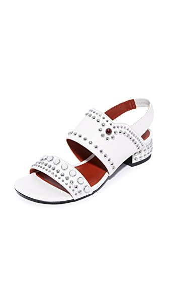 3.1 Phillip Lim Drum Sandals