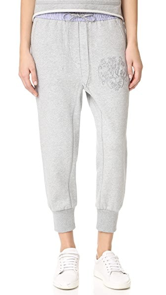 3.1 Phillip Lim French Terry Pants at Shopbop