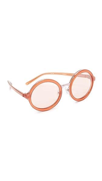 3.1 Phillip Lim Круглые солнцезащитные очки