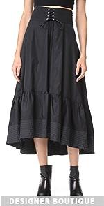 Skirt with Victorian Waist 3.1 Phillip Lim