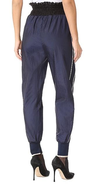 3.1 Phillip Lim Smocked Jogger Pants