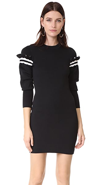 3.1 Phillip Lim Ruffle Sleeve Dress
