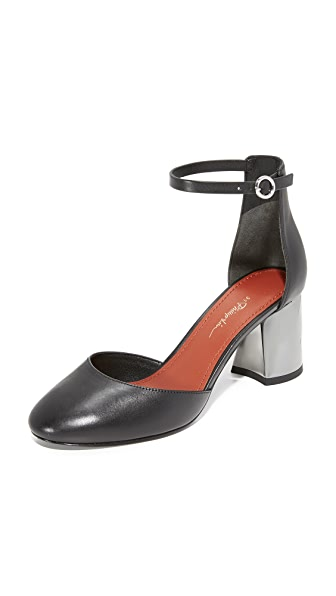 3.1 Phillip Lim Drum Mary Jane Pumps
