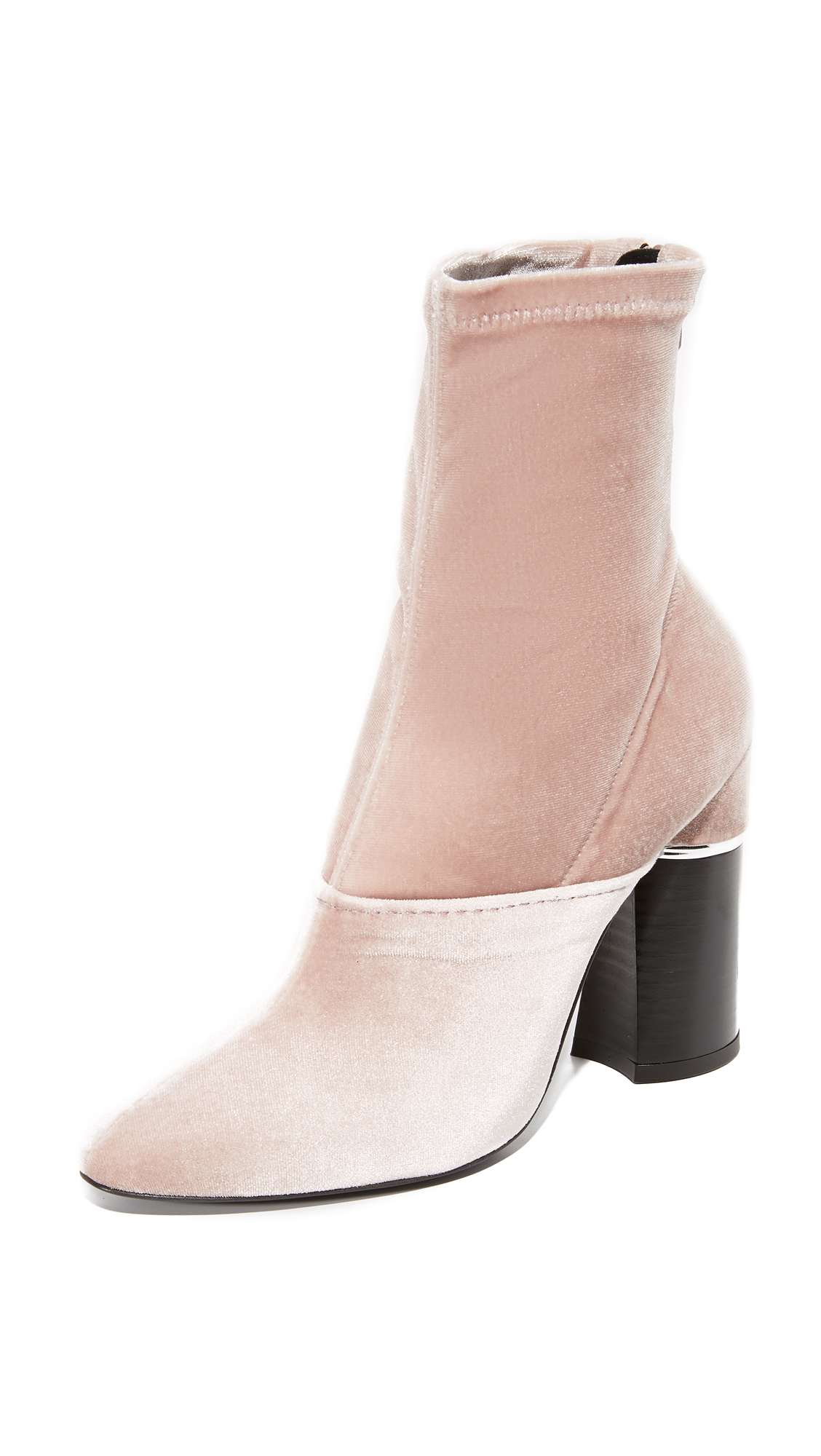 3.1 Phillip Lim Kyoto Booties - Blush