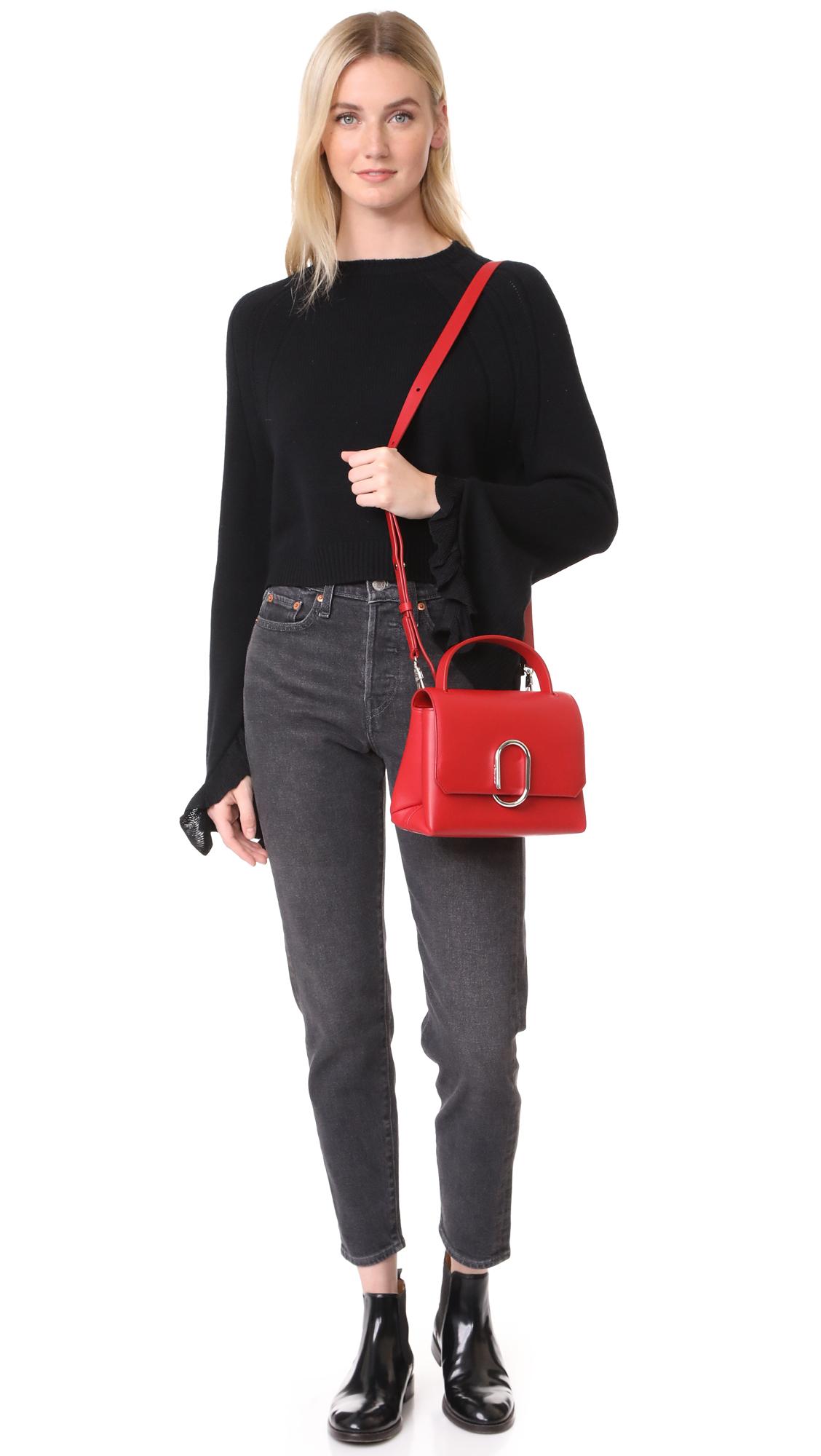 Alix mini satchel - Black 3.1 Phillip Lim KmPVUCL