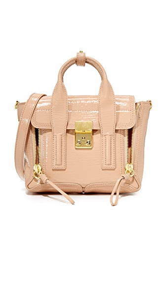 3.1 Phillip Lim Pashli Mini Satchel - Ceramic