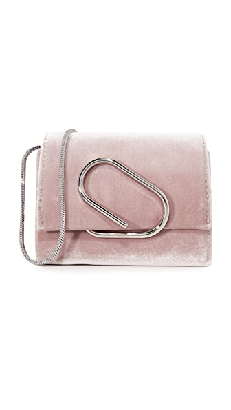 3.1 Phillip Lim Alix Micro Cross Body Bag - Blush