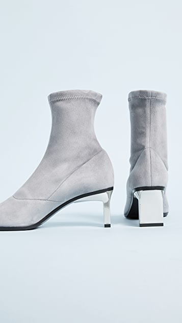 3.1 Phillip Lim Blade Ankle Booties