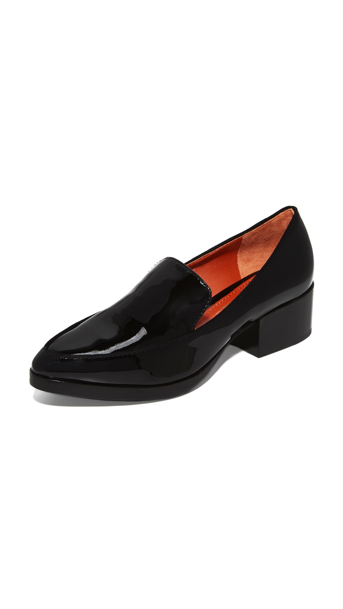3.1 Phillip Lim Quinn Modern Loafers - Black