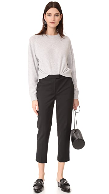 3.1 Phillip Lim Cropped Needle Pants