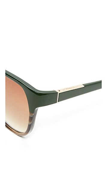 3.1 Phillip Lim Cat Eye Sunglasses