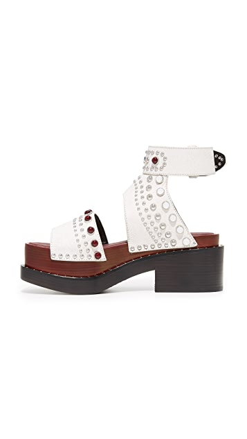 3.1 Phillip Lim Nashville 70mm Sandals