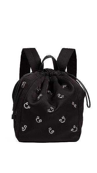 3.1 Phillip Lim Go-Go Mini Backpack In Black
