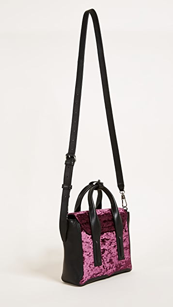 3.1 Phillip Lim Миниатюрная сумка-портфель Pashli