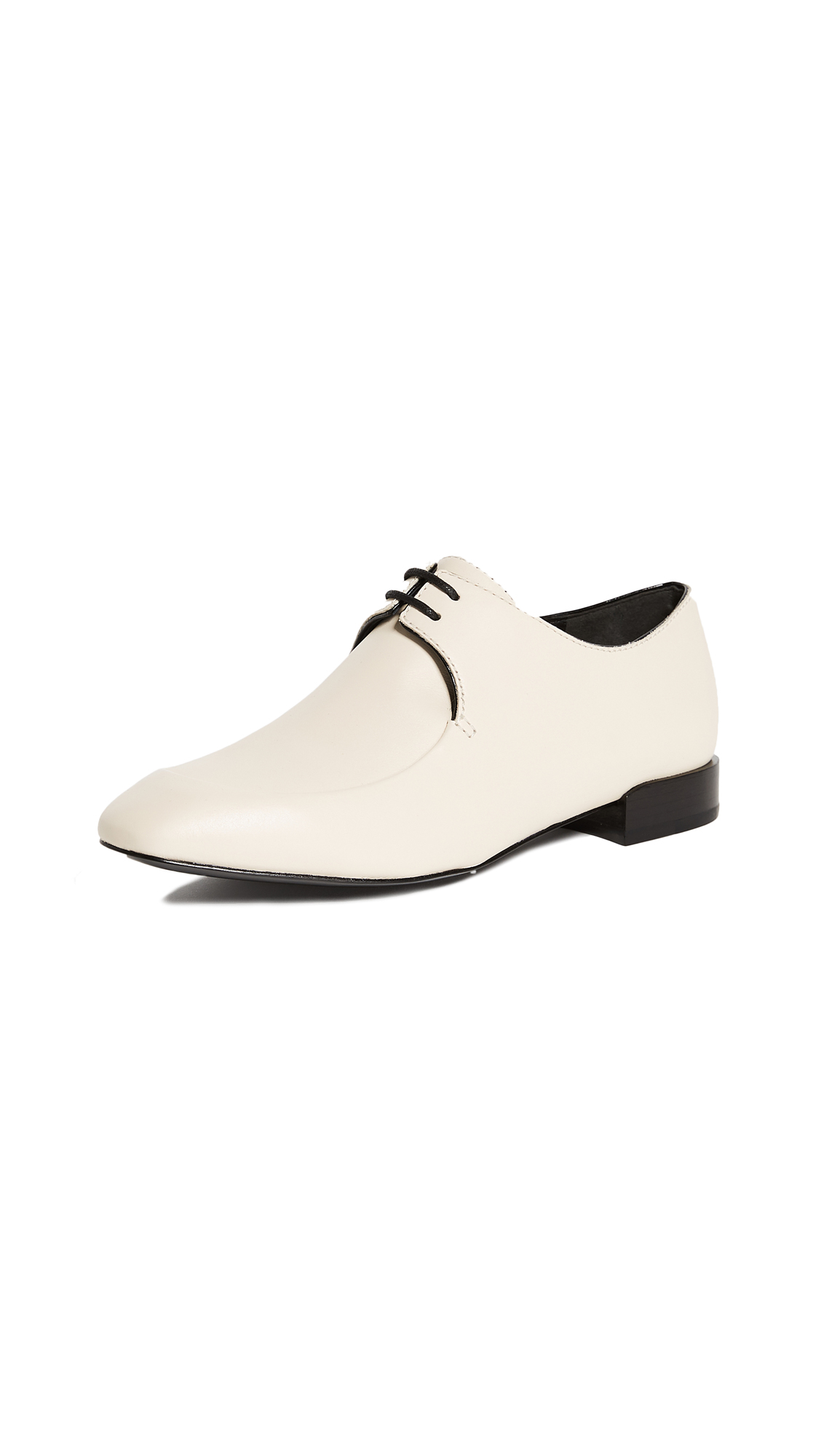 3.1 Phillip Lim Louie Oxfords - Vanilla
