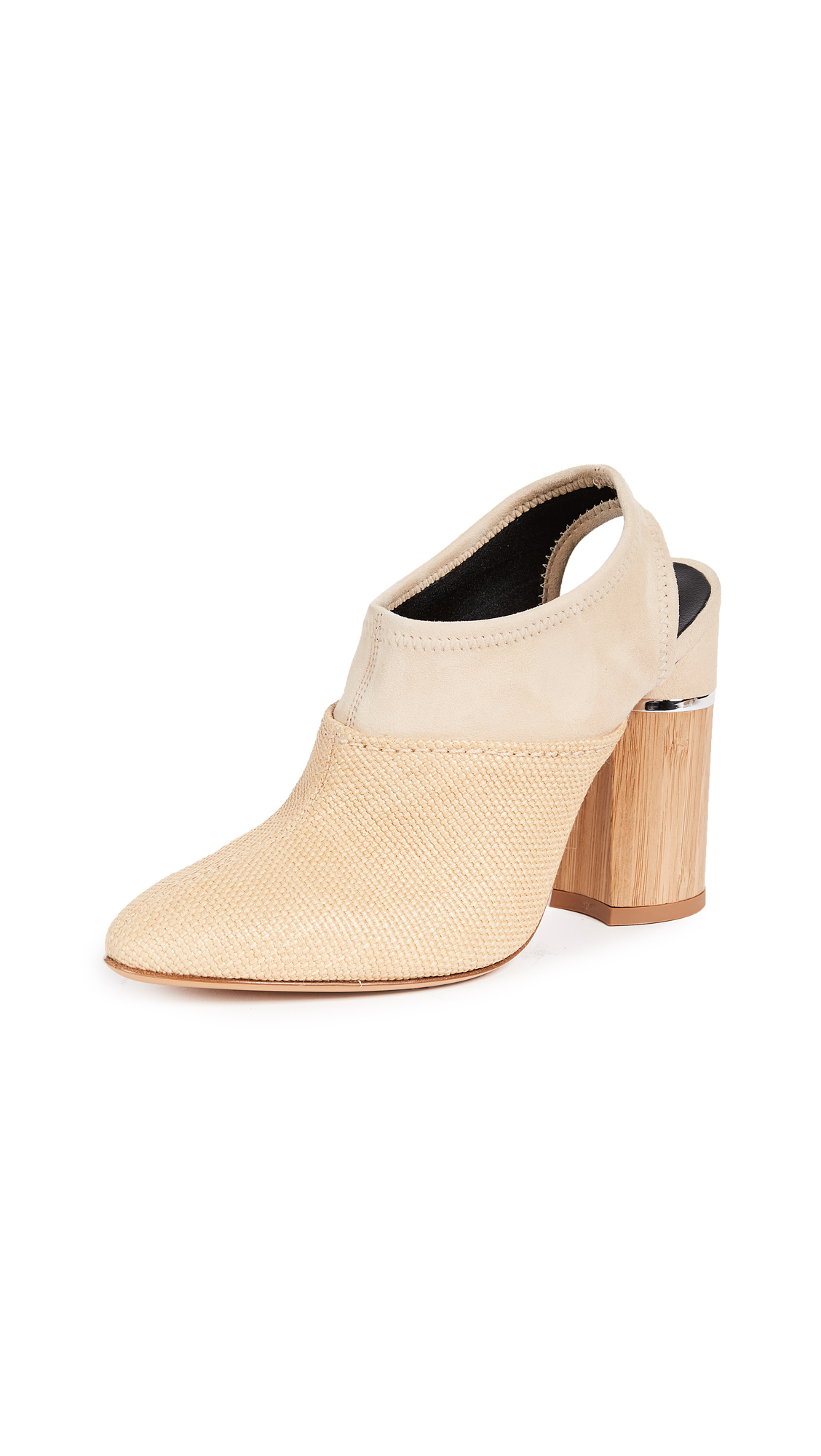 Photo of 3.1 Phillip Lim Drum Slingback Mules - buy 3.1 Phillip Lim shoes