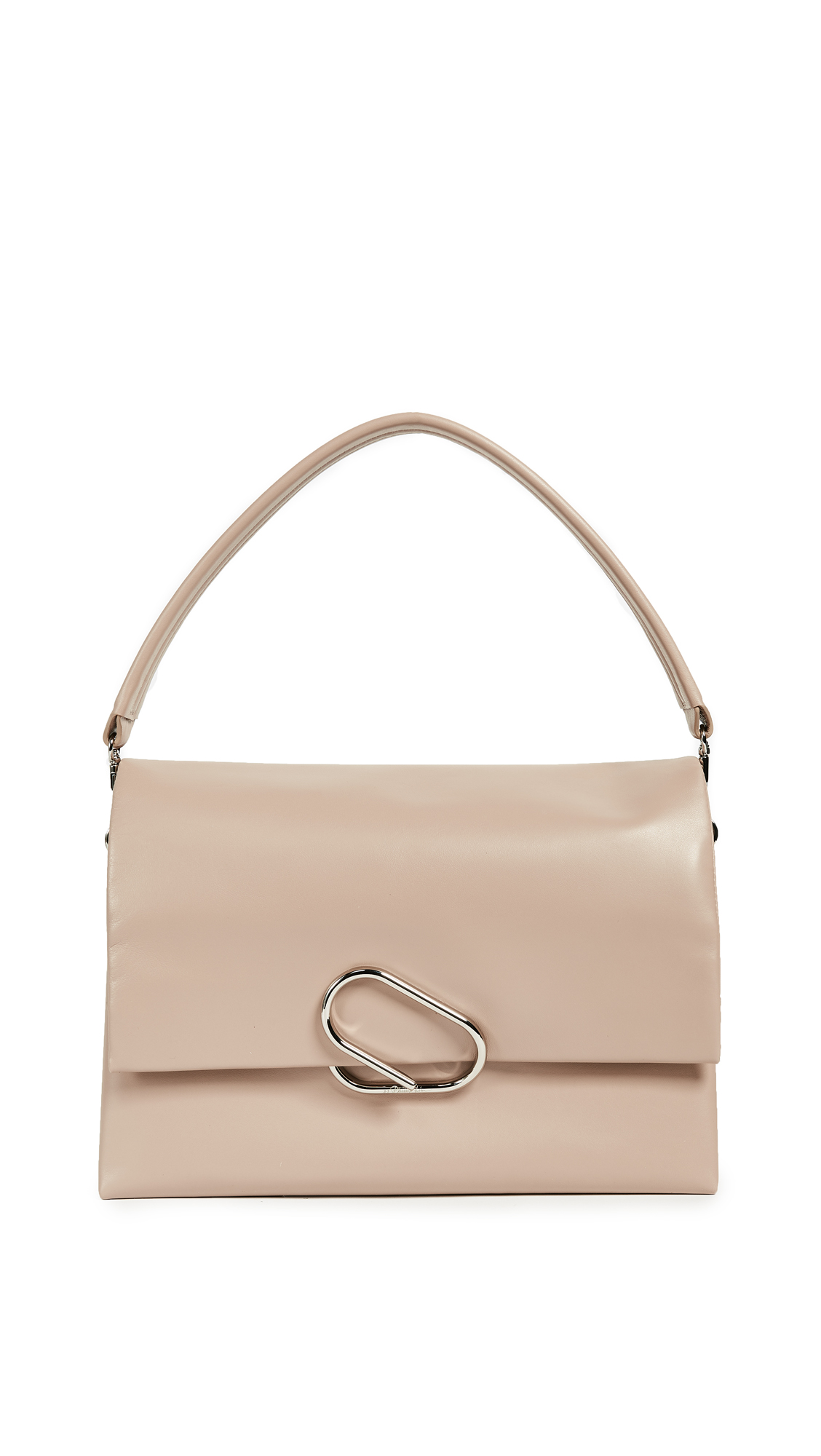 3.1 Phillip Lim Alix Oversized Shoulder Bag - Fawn