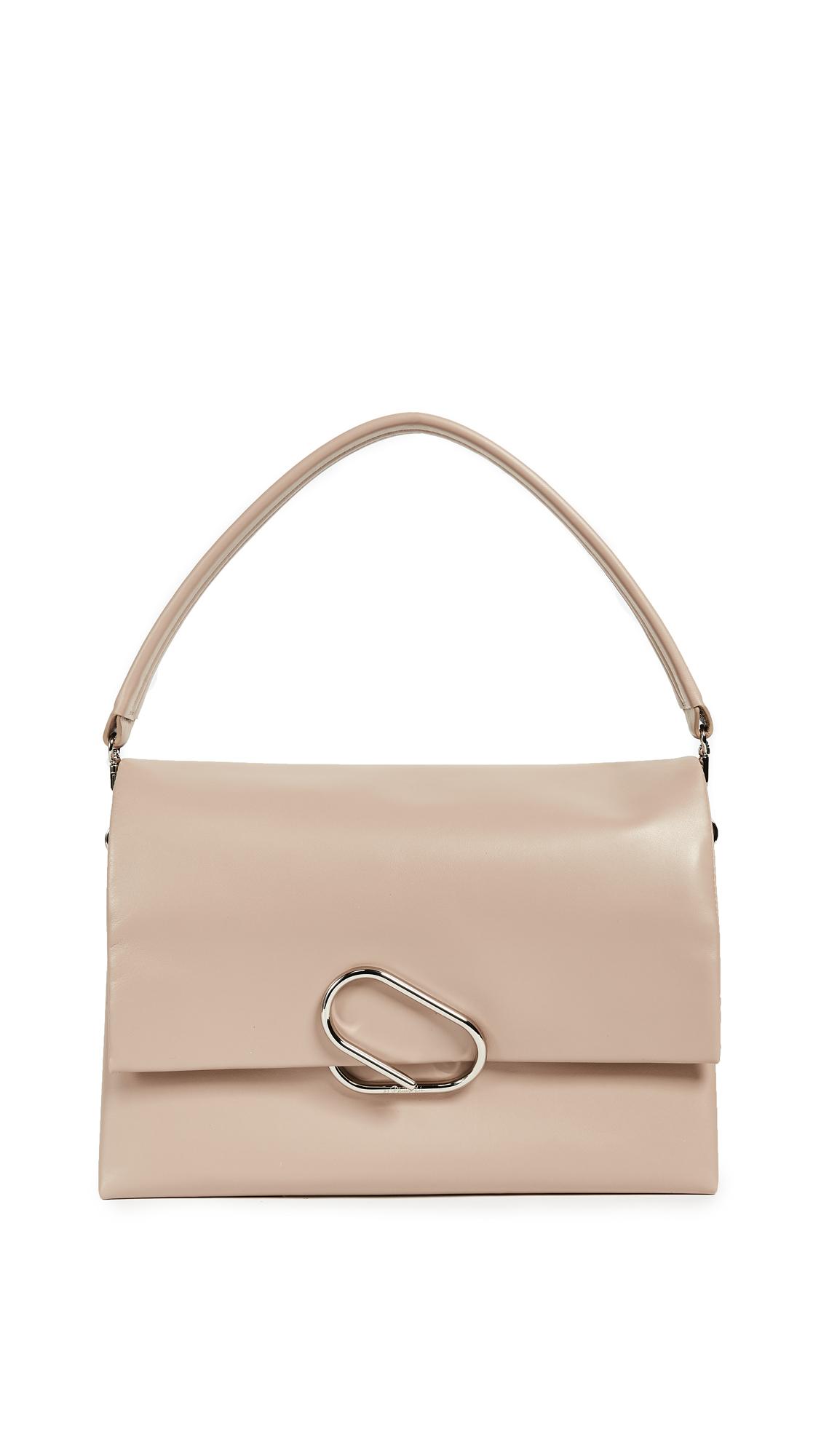 3.1 Phillip Lim Alix Oversized Shoulder Bag - Fawn